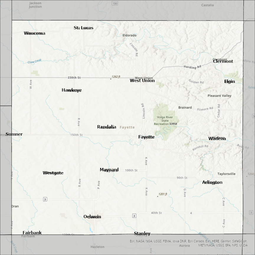 Image of Fayette