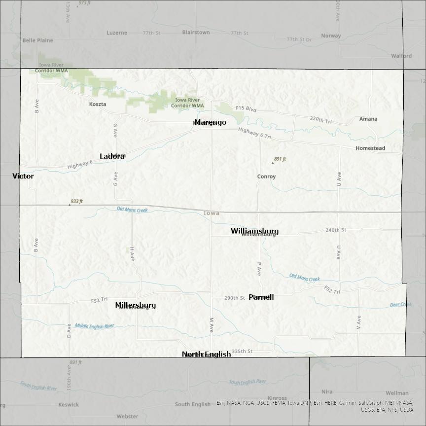Image of Iowa